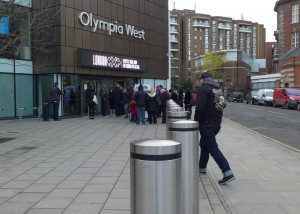 Olympia Hall London