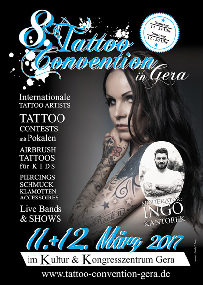 Tattoo messe gera